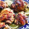 Grški piščanec na žaru